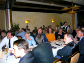 Volles Haus beim Alster Business Club in Norderstedt